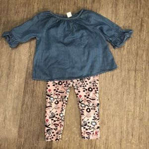 18-24 Months Fall Outfit